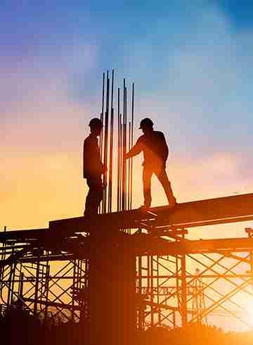 Cambia la tendencia para el PIB de la construccion
